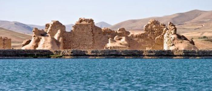 آتشکده آذرگشسب «تخت سلیمان» زیر ذرهبین گاردین