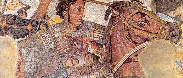 شكست هخامنشيان از اسكندر گجستك در نبرد «گوگامل»