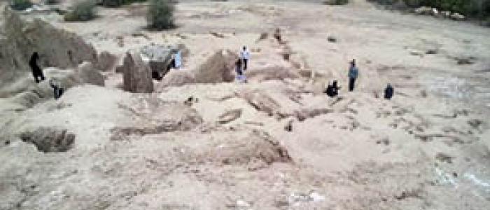 پایمال کردن گنج پنج هزار ساله در جیرفت