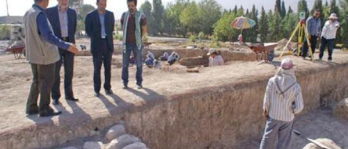 مزار باستانی