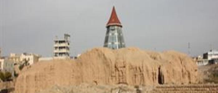 کشف ابزار سنگی دوران فراپارینه سنگی در چال خندق سمنان