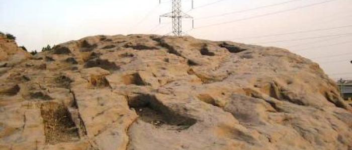 ایجاد محور فرهنگی، تاریخی و گردشگری در گورستان سنگی کوهساران