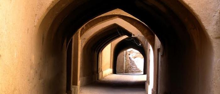 نابودی بافت تاریخی شهر اردکان یزد